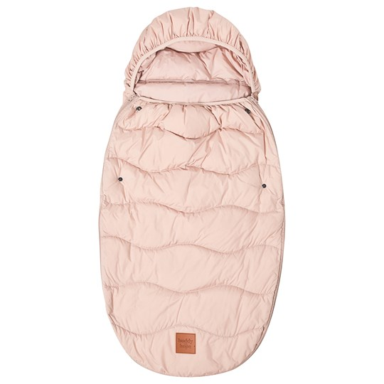 Buddy & Hope Footmuff Lightweight Down Pink