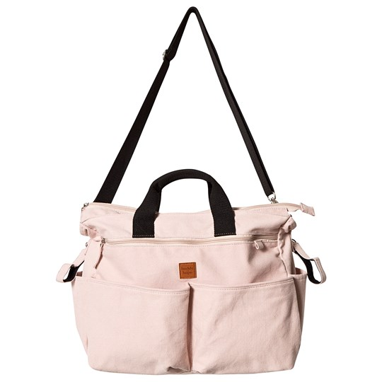 Buddy & Hope Pink Changing Bag