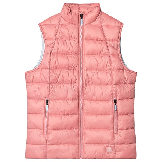 Barbour Deerness Gilet Pink Pink