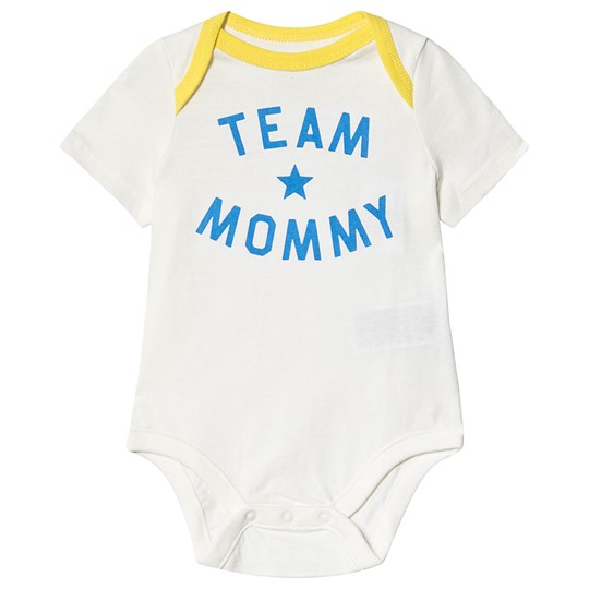 GAP Team Mommy Baby Body New Off White NEW OFF WHITE
