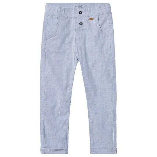Hust&Claire Thomas Pants Blue BLUE BIRD