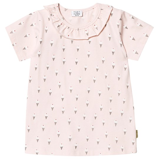 Hust&Claire Audrey T-Shirt Pink Nude pink