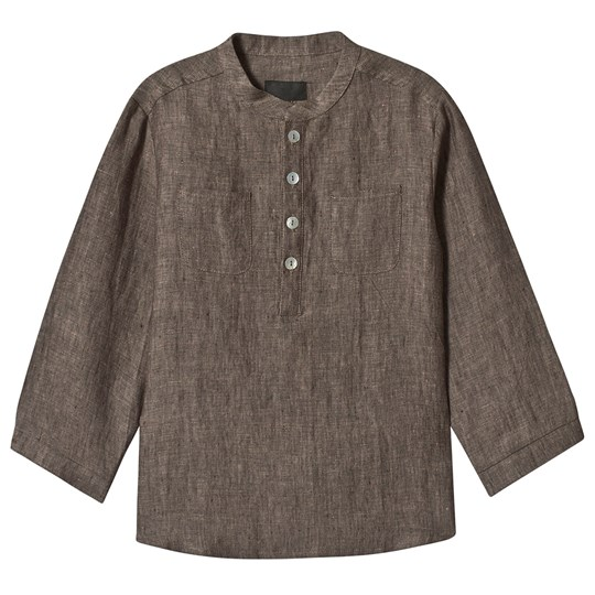 Huttelihut Shirt Brown BROWN