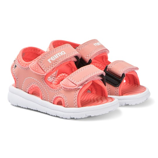 Reima Bungee Sandals Coral Pink Coral Pink