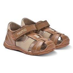 Reima Messi Sandaler Warm Brown