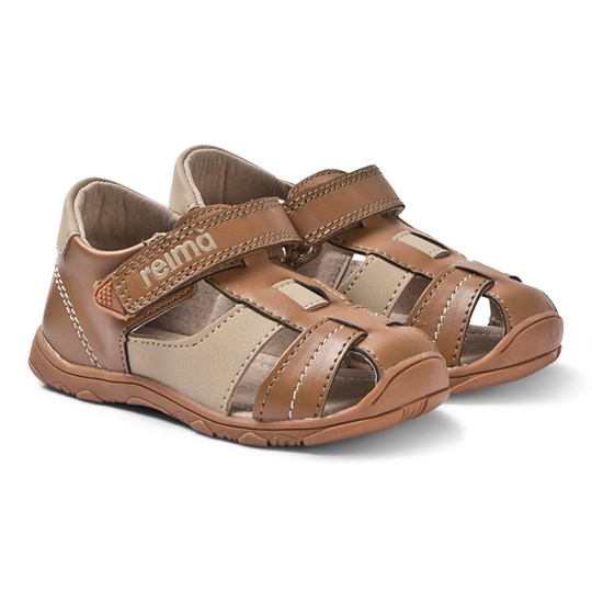 Reima Messi Sandaler Warm Brown Warm Brown
