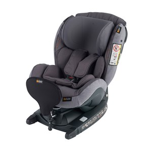 Bilde av Be Safe Izi Kid X3 I-size Bilsete Metallic Melange One Size
