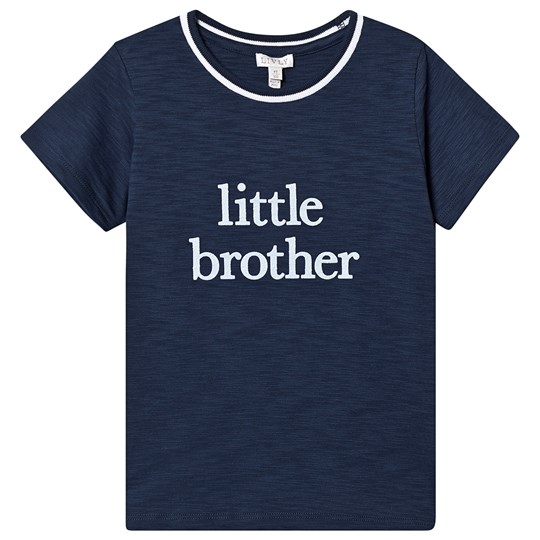 Livly Little Brother T-Shirt Navy navy little brother