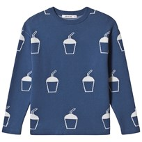 f7dd0f342503 One We Like Milkshake Sweater Blue Blue