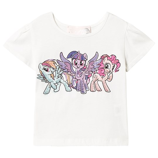 Tutu Du Monde Magical Friends Tee Milk Milk