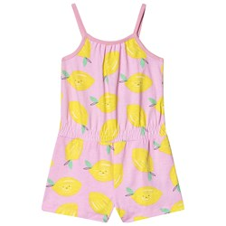 GAP Lemon Romper Pink