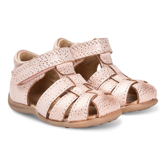 Bisgaard Sandals Blush Blush