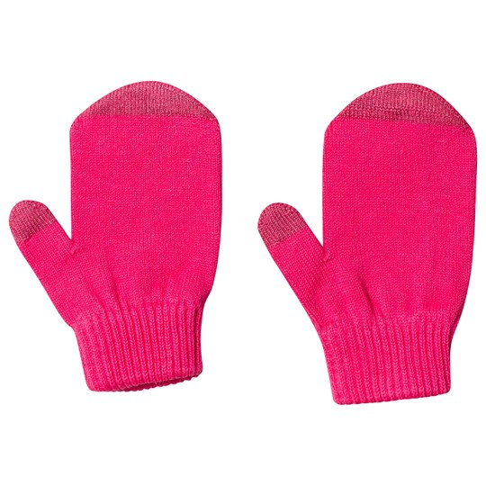 Reima Mittens (knitted), Silli Candy pink Candy Pink