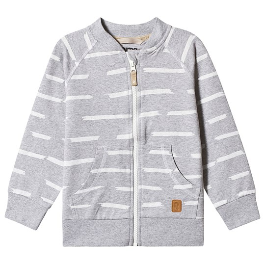 Reima Sweater, Toutain Melange grey Melange Grey