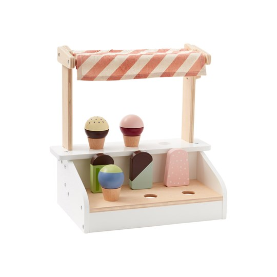 Kids Concept Ice Cream Table Stand Beige