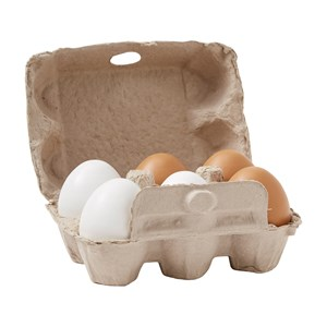 """Image of Kid""""s Concept Bistro 6-Pack Eggs One Size' (1345135)"""