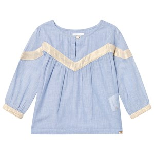 Image of Blune On Tour Shirt Chambray 3 år (1298793)