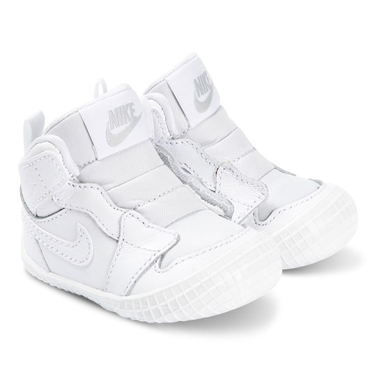 060159bf1de30a Air Jordan - Jordan 1 Crib Shoes White - Babyshop.com