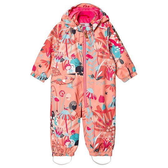 Reima Reimatec® overall, Bloom Coral Pink Coral Pink