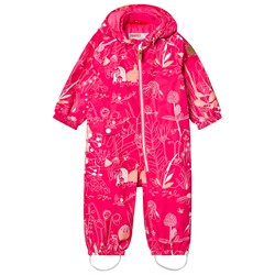 Reima Reimatec® Bloom Coverall Candy Pink