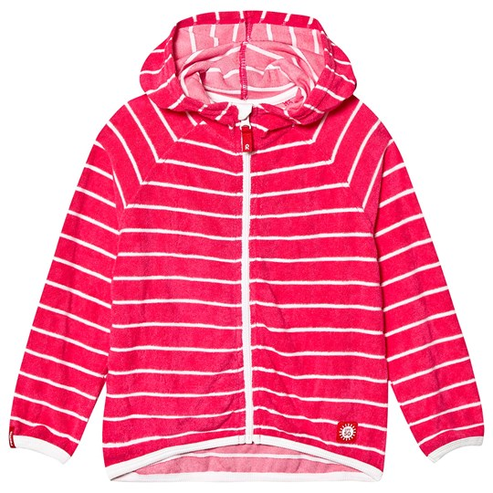 Reima Hoodie, Hafen Candy pink Candy Pink