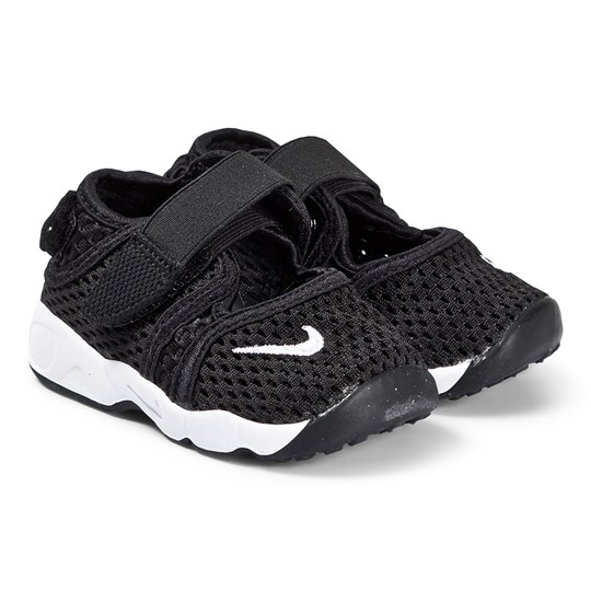 NIKE Black Nike Little Rift Trainers 014