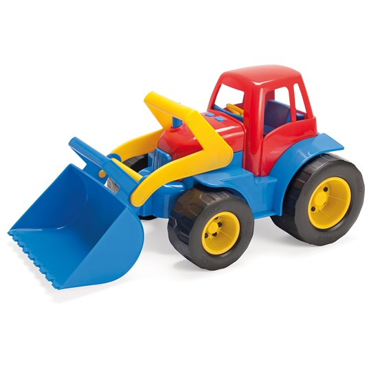 Dantoy Tractor with Shovel