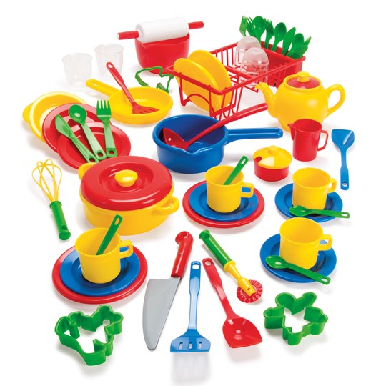 Dantoy Kitchen Play Set in Giftbox