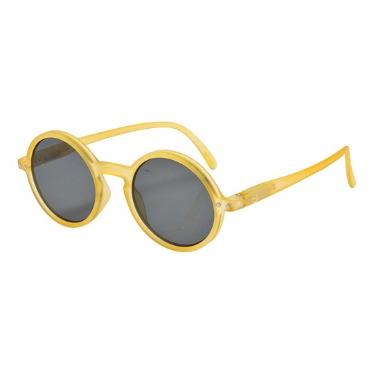 IZIPIZI SUN Junior #G Sunglasses Yellow Chrome Yellow Chrome