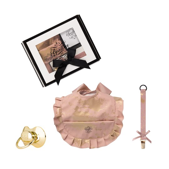 Bjällra of Sweden Gift Set Pink Golden Collection Pink Gold