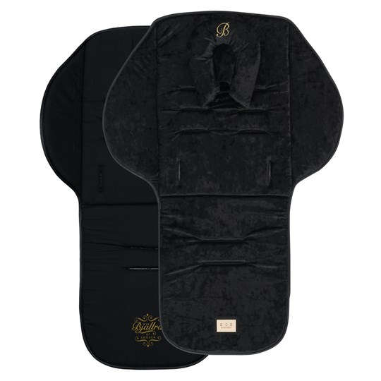 Bjällra of Sweden Seatliner Black Velvet Black