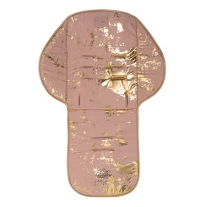 Image of Bjällra of Sweden Seat Liner Pink Golden Collection One Size (1374889)