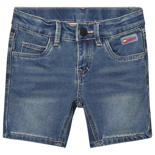 LEGO Wear Platon Denim Shorts Denim