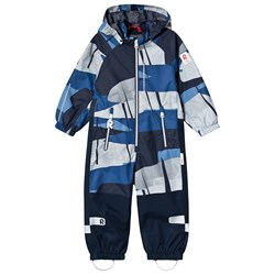 Reima Reimatec® Karikko Kiddo Coverall Dark Denim