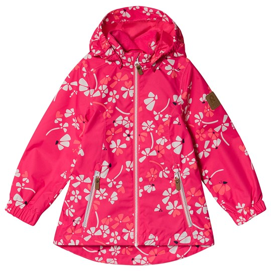 Reima Reimatec® jacket, Anise Candy pink Candy Pink