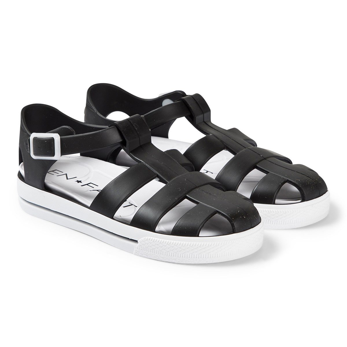 d52104e3 EnFant - Castor Sandals Black - Babyshop.no