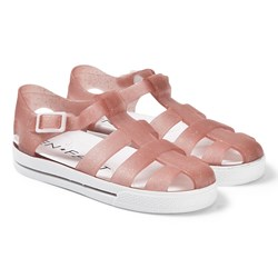 En Fant Castor Sandals Rose Gold