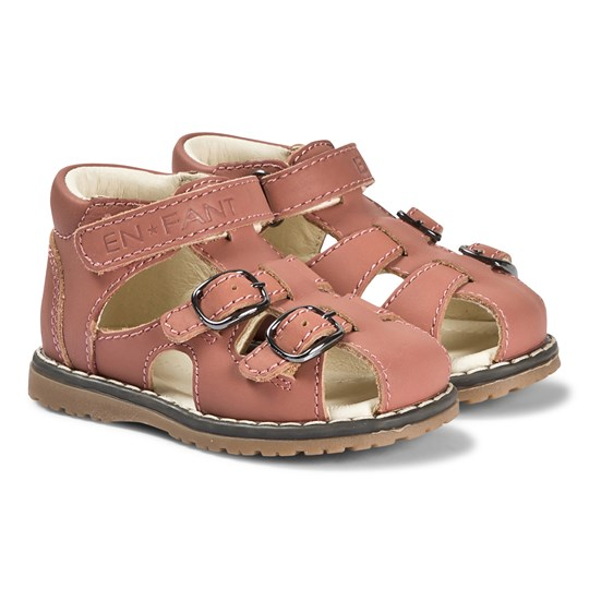 EnFant Eos Sandals Old Rose Old Rose
