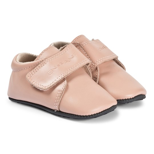 EnFant Pre-Walker Shoes Blush Pink
