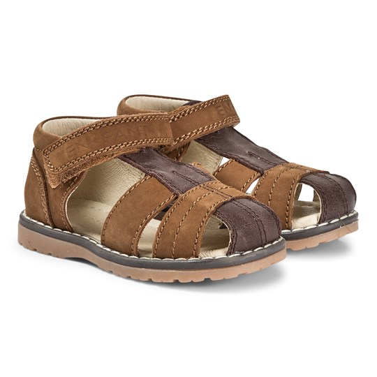 EnFant Libra Sandals Brandy BROWN