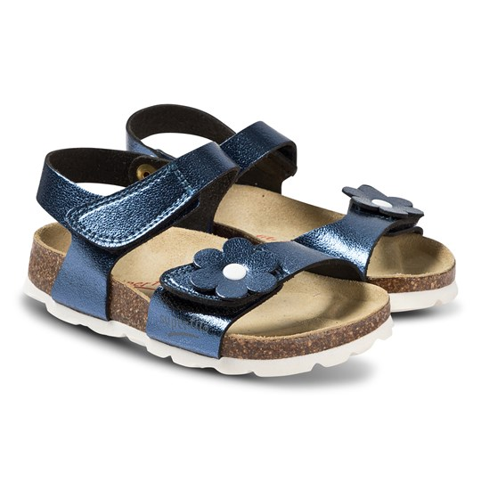 Superfit Slip-On Sandals Blue Blue