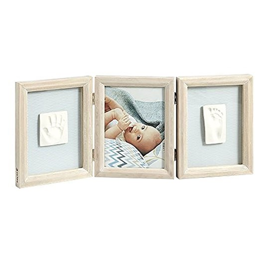 Baby Art My Baby Touch Triple Ramme Wood