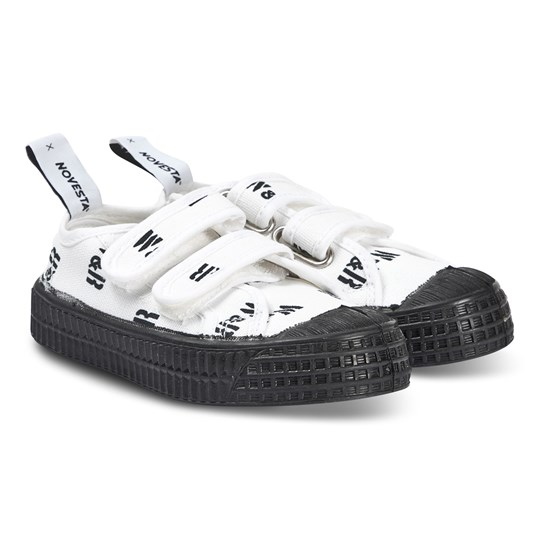 Wolf & Rita Novesta Star Master Sneakers Hvid ALL OVER WHITE