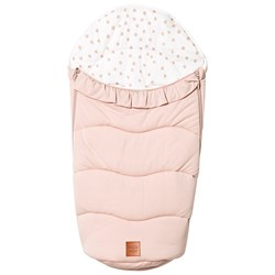 Buddy & Hope Footmuff Light Pink