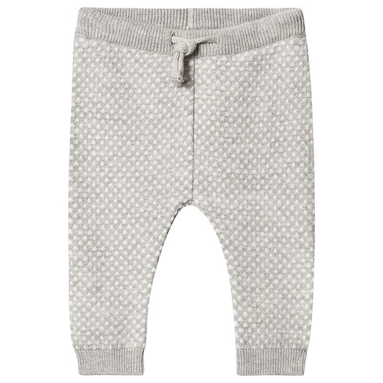 Fixoni Knit Pants Paloma Grey Paloma