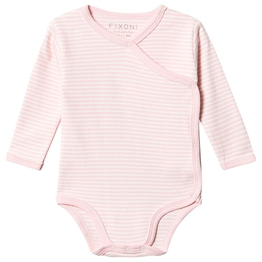Fixoni Stripe Wrap Body Rose Dream Rose Dream
