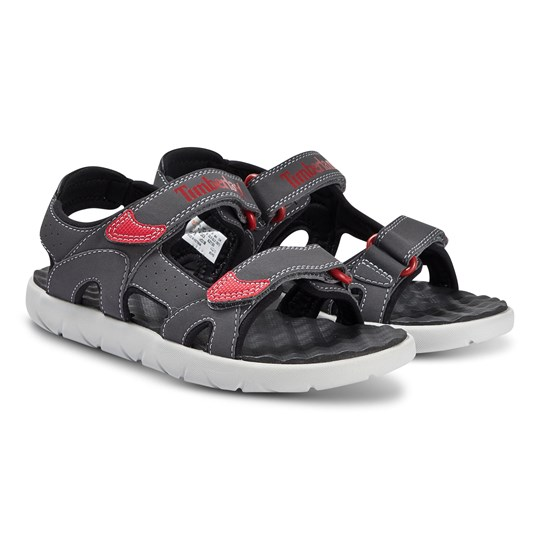 great discount baby beautiful design Timberland - Perkins Row 2 Strap Sandal Forged Iron ...