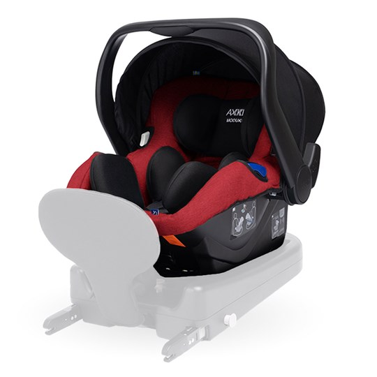 Axkid Modukid Infant Carrier Red Red