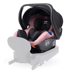 Axkid Modukid Infant Carrier Pink