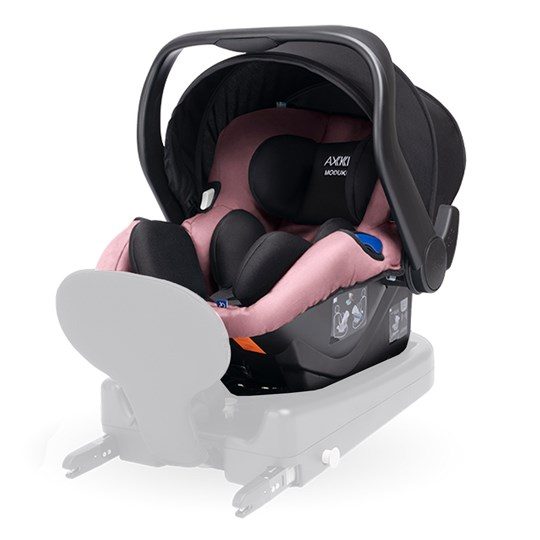 Axkid Modukid Infant Carrier Pink Pink